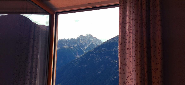 Lubię takie widoki z okna